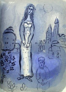 Chagall Esther