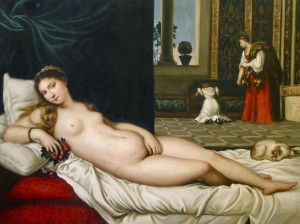Titien, Vénus d'Urbino