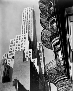 Berenice Abbott, New York
