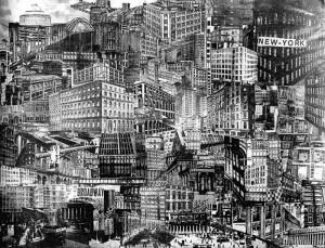 Citroen Paul, Metropolis 1919