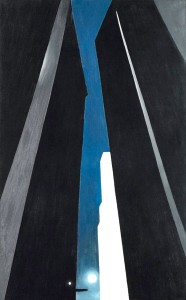 Georgia O'Keeffe, City Night 1926