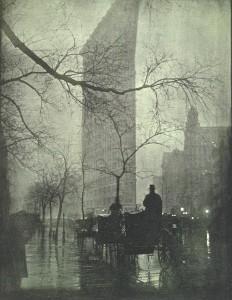 steichen flatiron 1907