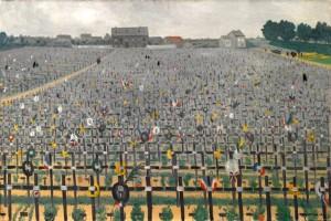 cimetière militaire 1917