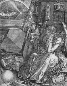 dürer Melancholia_I