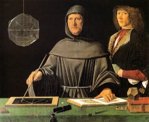 Jacopo de Barbari  Fra_Luca_Pacioli