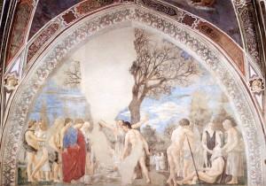 Piero della Francesca, Mort d'Adam