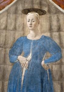 PIERO Madonna Del Parto-Monterchi-2