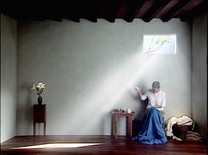 Bill Viola- Andrea di bartolo catherine's-room 2