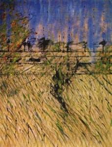 Bacon-Landscape-after-Van-Gogh-1952