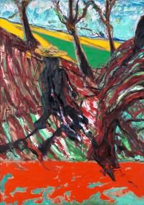 bacon van gogh 6-for-Portrait-of-Van-Gogh-VI-1957