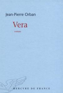 Vera de JP Orban 1° de couv