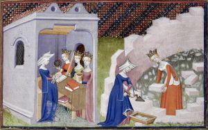 Christine de Pisan, La Cité des Dames  1404-1405